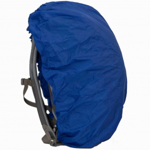 Lowland regenhoes rugzak Outdoor < 45L nylon blauw