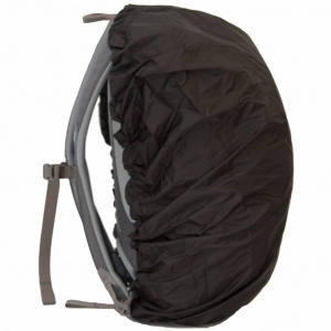 Lowland regenhoes rugzak Outdoor < 45L nylon zwart