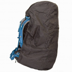 Lowland regenhoes rugzak Outdoor <85L waterdicht nylon zwart