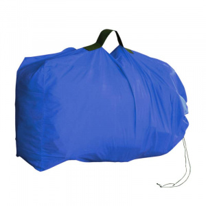 Lowland regenhoes rugzak Outdoor < 85L waterdicht nylon blauw