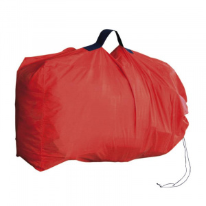 Lowland regenhoes rugzak Outdoor < 85L waterdicht nylon rood