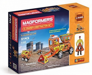 Magformers constructiespeelgoed XL Cruiser Construction
