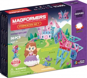 Magformers Princess set 56-delig