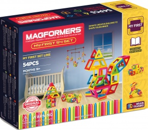Magformers My First set 54-delig