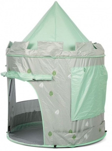 Mamamemo pop-up speeltent Mint 140 cm polyester groen 2-delig