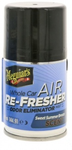 Meguiar's luchtverfrisser Sweet Summer Breeze