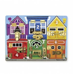 Melissa & Doug locking board