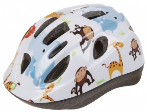 Mighty Helm Junior Zoo Wit