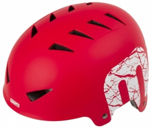 Mighty Helm X-Style dames roze maat L (60-63 cm)