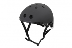 Mini Hornit Lids kinderhelm Stealth junior zwart