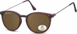 Montana by SGB zonnebril unisex bruin (turtle) (MP33)