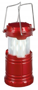 Moses campinglamp Natuur rood 13,5 x 6,8 cm