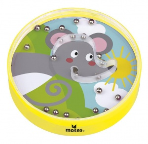 Moses geduldspel Up and Down junior muis 9,5 cm