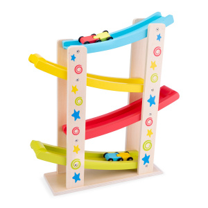 New Classic Toys jodelbaan ster hout
