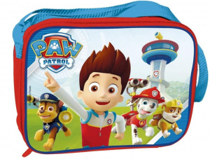 Nickelodeon lunchtas Paw Patrol junior 24 cm polyester