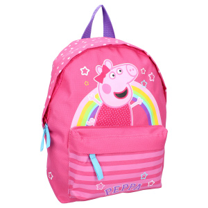 Nickelodeon rugzak Peppa It's Me Again 8 liter polyester roze