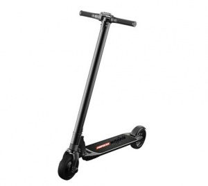 Ninco Wheels E-Scooter Lightned Junior Voetrem Zwart
