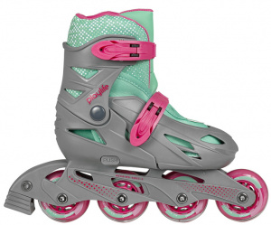 Playlife inlineskates Playlife Riddler junior grijs