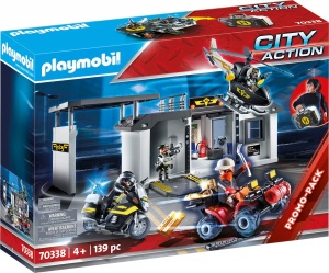PLAYMOBIL City Action meeneemkoffer politiecentrale