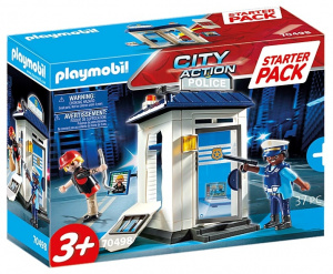 PLAYMOBIL City Action - Starterpack Police Station (70498)