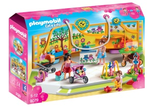 PLAYMOBIL City Life: Babywinkel (9079)