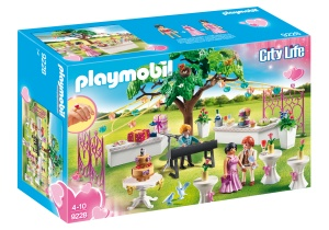 PLAYMOBIL City Life: Bruiloftsfeest (9228)