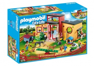 PLAYMOBIL City Life: Dierenpension (9275)