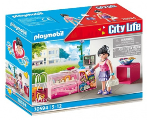 PLAYMOBIL City Life - Mode-accessoires (70594)