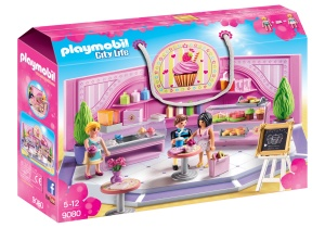 PLAYMOBIL City Life: Taartenwinkel (9080)