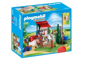 PLAYMOBIL Country paardenwasplaats (6929)