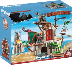 PLAYMOBIL Dragons: Berk (9243)