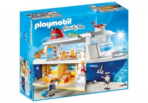 PLAYMOBIL Family Fun: Cruiseschip (6978)