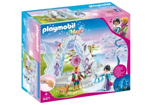 PLAYMOBIL Magic - Kristallen poort naar Winterland (9471)