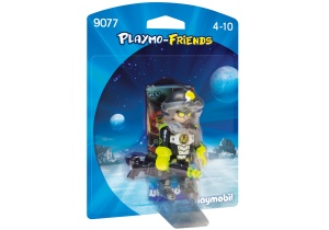 PLAYMOBIL Playmo-Friends: Mega Masters spion (9077)