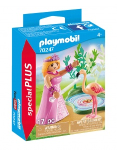 PLAYMOBIL Playmo-Friends: Prinses aan de vijver (70247)