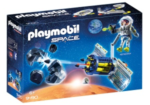 PLAYMOBIL Space - Meteoroïde laser (9490)