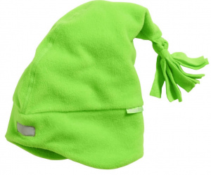 Playshoes muts junior polyester groen