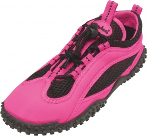 Playshoes waterschoenen Neon dames roze