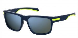 Polaroid sunglasses 2066/S FLL/XN men grey