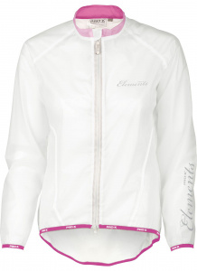 Pro-X Elements sportjack Giulia dames polyester roze