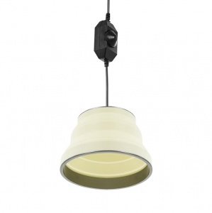 ProPlus hanglamp camping led beige 15 cm