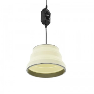 ProPlus hanglamp camping led beige 20 cm