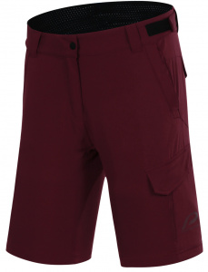 Protective outdoorbroek P-Deer dames polyester bordeaux