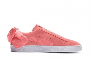 Puma sneakers Bow Wn's dames roze