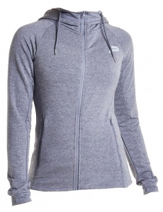 Pursue Fitness sportjack Slim Stretch dames grijs