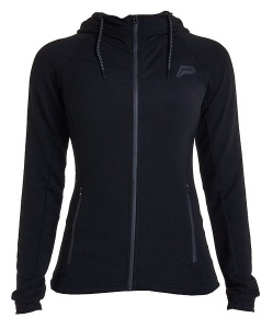 Pursue Fitness sportjack Slim Stretch dames zwart