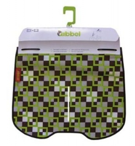 Qibbel Stylingset Voor Windscherm Checked-Green
