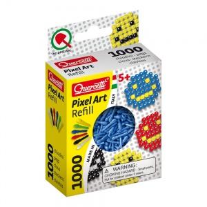 Quercetti Mini Pixel Art Minnie Mouse 21 X 17 Cm 1200 Pcs