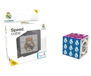 Real Madrid rubiks puzzel Real Madrid 5,5 cm