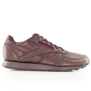 Reebok Classic Leather Fashion sneakers dames paars